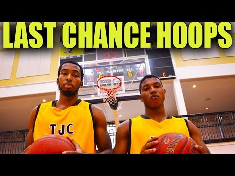 LAST CHANCE HOOPS? Is Last Chance U Coming to Junior College Basketball?