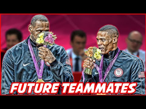 LEBRON JAMES WANTS TO PLAY WITH RUSSELL WESTBROOK? | NBA NEWS