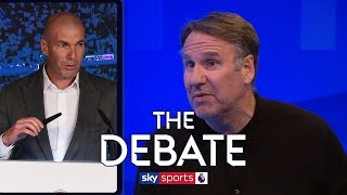 Can Zinedine Zidane bring success back to Real Madrid?   The Debate   Dion Dublin & Paul Merson
