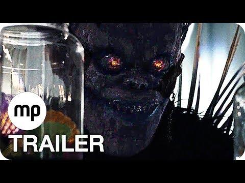 DEATH NOTE Film Clip & Trailer German Deutsch (2017) Netflix Film