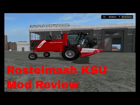 Rostselmash KSU-1 Pack v1.0.0.2