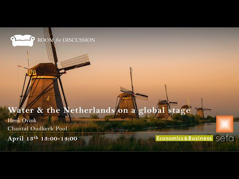 Water and the Netherlands on a Global Stage