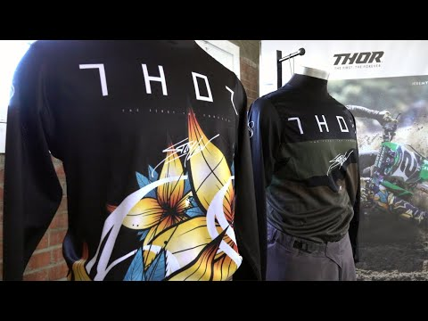 2019 Thor MX Gear Launch Video