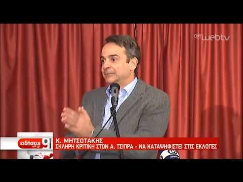 Κ. Μητσοτάκης: Το 2019 είναι έτος πολιτικής αλλαγής | 6/2/2019 | ΕΡΤ