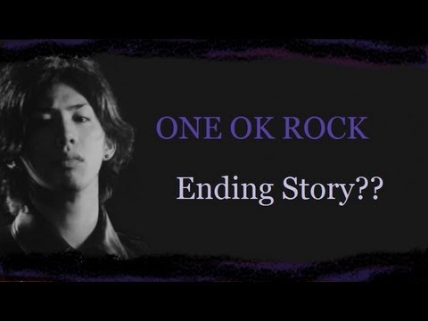 One Ok Rock Ending Story