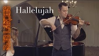 """Hallelujah\"" - Violin Looping Cover"
