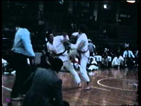 Shotokan EM Milano 15/6-1976