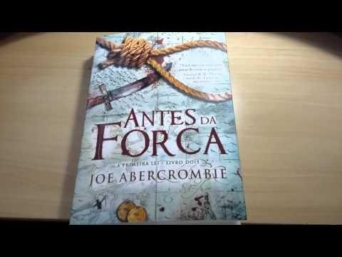 """Indicação de livro de fantasia - Antes da Forca (livro 2 da trilogia """"A primeira lei"""")"""