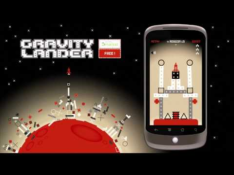 Video of Gravity Lander