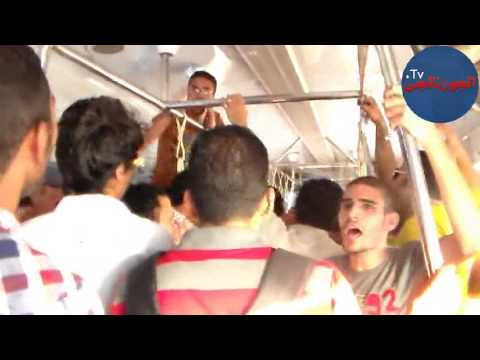 مظاهرة إخوانية كوميدية في المترو تهتف : حلاقاتك برجالاتك .. هو السيسي لابس ايه