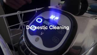 DOMESTIC CLEANING SOLUTIONS WITH VERSATILE STEAM CLEANING EQUIPMENT Title: Overview of the Domestic...