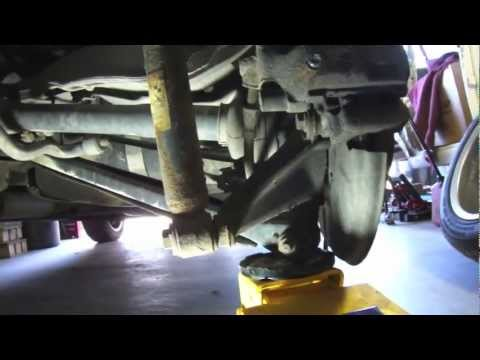 DIY E46 BMW Rear Bushing Replacement