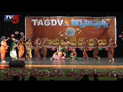 Pennsylvania Becomes Host For Diwali Celebrations | USA : TV5 News
