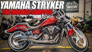 2. Yamaha Stryker // A Modern Chopper?