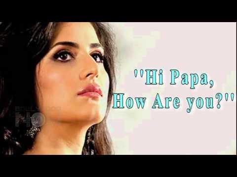 Katrina Kaif Calls Ranbir's Father Rishi Kapoor 'P