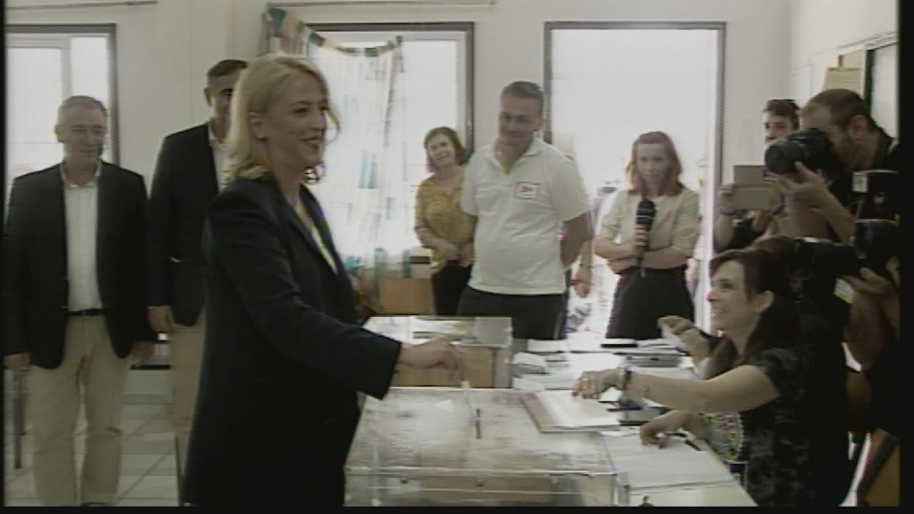 Δήλωση της Ρένας Δούρου, μετά την άσκηση του εκλογικού της δικαιώματος