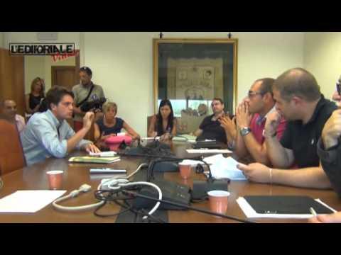 L'opposizione sulle assunzione Legge Barca