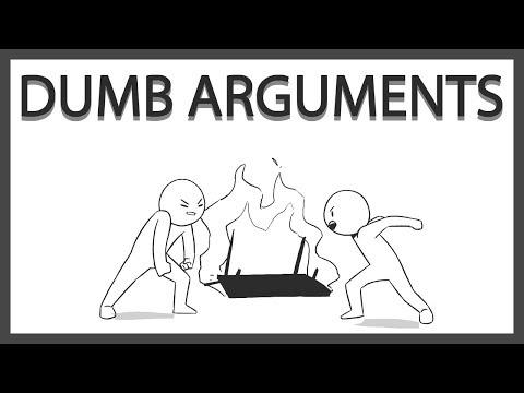 Dumb Arguments