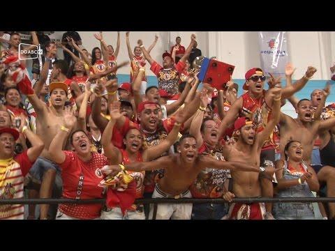 Tradição de Ouro é eleita campeã do Carnaval de Santo André - Diário do Grande ABC