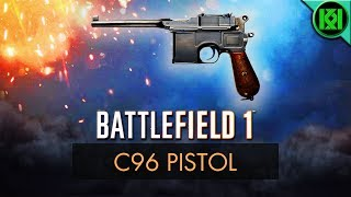 Battlefield 1 Weapons (BF1): Here's my C96 Guide/Review, including info, tips for using it best, gun stats + C96 Pistol Gameplay. Hope you enjoy the new format! (Battlefield 1 Mauser C96 Gameplay shown) BF1 PS4 Pro GameplayBattlefield 1: C96 Pistol Review (Weapon Guide)  BF1 GameplayStats Reference: http://symthic.com/The C96 (Pistol) can be equipped on a medic loadout as a secondary. (PS4 Pro BF1 Gameplay)Facebook:  https://www.facebook.com/kriticalkrisTwitter:  https://twitter.com/KriticalKrisCheck out my channel: KriticalKris Channel : https://www.youtube.com/channel/UC5d9SQiZzg7qFcqF0xTOFXQ/feedhttps://youtu.be/1cmKcJhzUzM