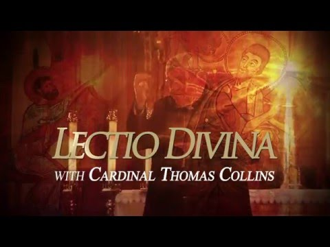 Lectio Divina with Cardinal Collins 908: The Crucifixion