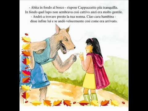 Cappuccetto Rosso (fiaba sonora) ★ Voce di Nonno Carlo