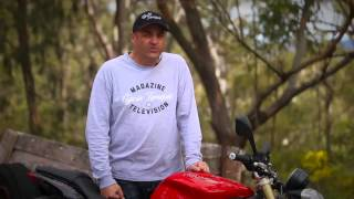 10. Triumph Street Triple 660 bike test