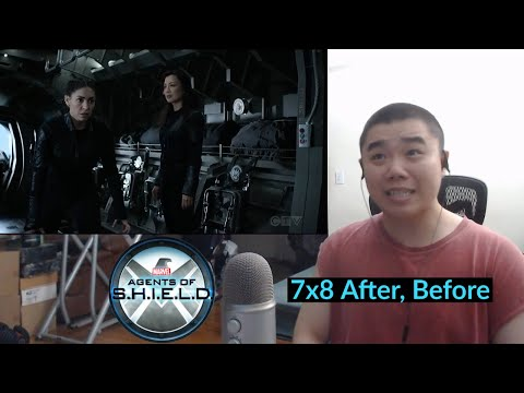 Agents of SHIELD Season 7 Episode 8- After, Before Reaction and Discussion!