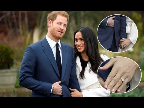 Tiny body language giveaway that shows how Meghan Markle