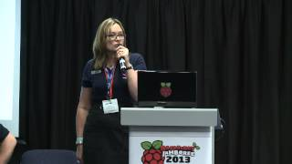 Raspberry Jamboree 2013 Panel Discussion: Educational Value Of Raspberry Pi