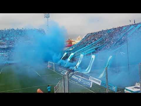 Recibimiento en la vuelta a Alberdi - Belgrano vs San Martin - Los Piratas Celestes de Alberdi - Belgrano