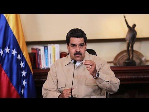 Πραξικόπημα από της ΗΠΑ καταγγέλλει ο Μαδούρο