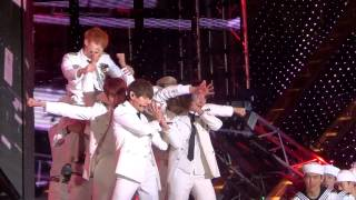 141231 ㄱㅏ요ㄷHㅈㅔ전 Intro + Danger 지민 (BTS JIMIN)