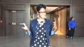 Kandi Speaks In Cleveland Stephanie Phillips