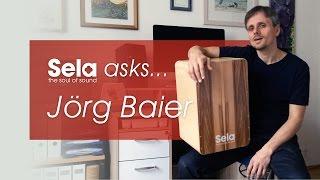 Sela asks ... Jörg Baier