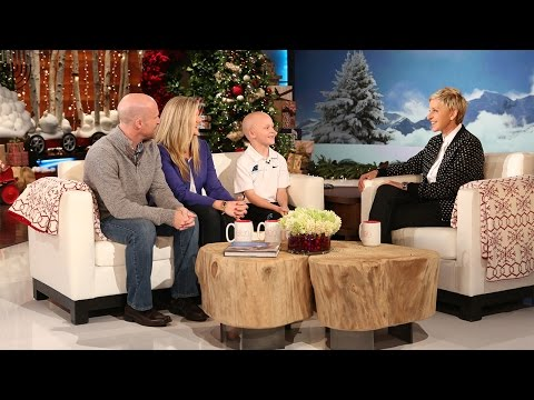Ellen DeGeneres Invites Braylon Beam BACK to Her Show & Did THIS