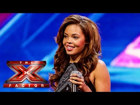 BABY - Visit the official site: http://itv.com/xfactor Stefanie Nala was the lead singer in a group called 'Luminites', who made it to the final of Britain's Got Talent last year. Now she's...