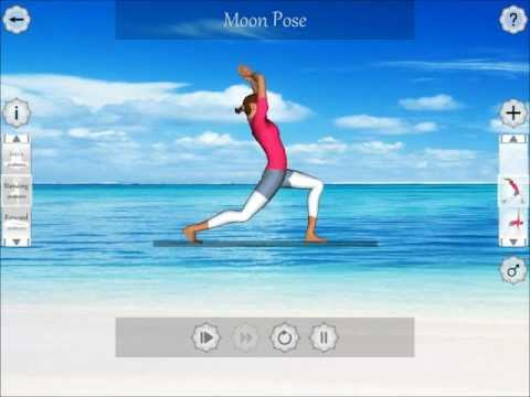 Video of Yoga Fitness 3D