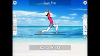 Yoga Fitness 3D YouTube video
