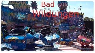 Bad Wildungen Germany  city photos : Viehmarkt Bad Wildungen 2015 | Impressions [HD] JEKYLL&HYDE, Frisbee