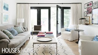 Interior Design – You Won't Believe This Home Is Only 1,100-Square-Feet!