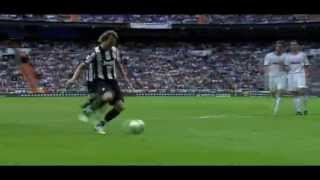 Real Madrid Vs Juventus Legends Goal Montero Corazon Classic Match 2013