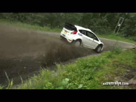 Tests Rally Finland 2016 (Tanak/Gronholm)