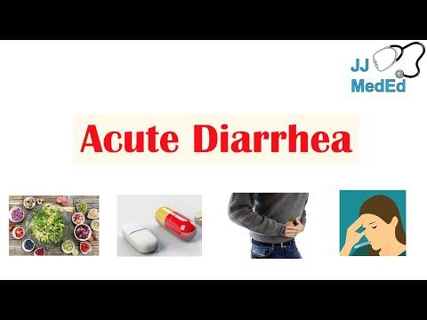 Acute Diarrhea | Approach to Causes, Enterotoxic vs Invasive, Watery vs Bloody Diarrhea