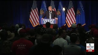 Eau Claire (WI) United States  city photo : Full Speech: Donald Trump Rally in Eau Claire, WI 11/1/16