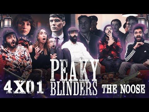 Peaky Blinders - 4x1 The Noose - Group Reaction