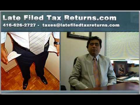 Income Tax Preparation Services in Toronto P41 | backtaxescanada.ca