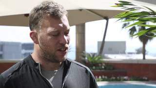 Wyatt Crockett reports from SA | Rugby Championship Video Highlights