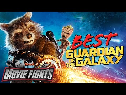 Who's The Best Guardian of The Galaxy? - MOVIE FIGHTS!!
