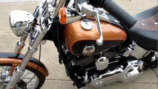 8. 2008 Harley-Davidson Softail Custom FXSTC For Sale